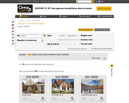 Vente Maison à ETAPLES (62) - Agence...