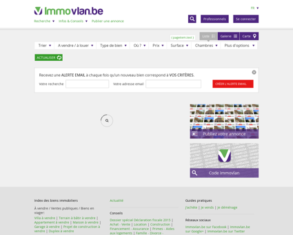 Immo.vlan.be | Immobilier belge > Maison A...