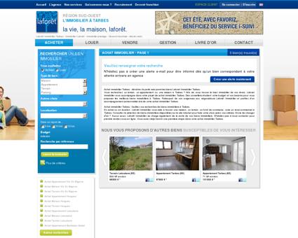 achat appartement, maison à Tarbes - page 1