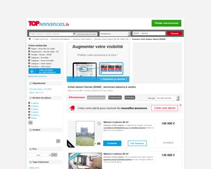 Vente Maison, villa Harnes (62440) : annonces...