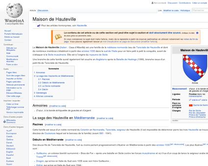 Maison de Hauteville  Wikipédia