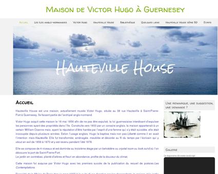| Maison de Victor Hugo à Guernesey