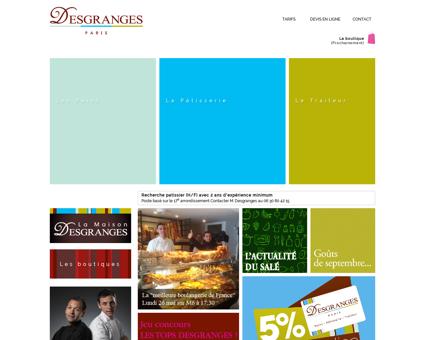 Maison Desgranges - Boulanger, Pâtissier et...
