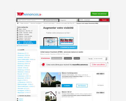 Vente Maison, villa Hoenheim (67800) :...