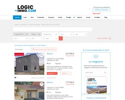 Maison à vendre Labarthe sur Leze 31860,...