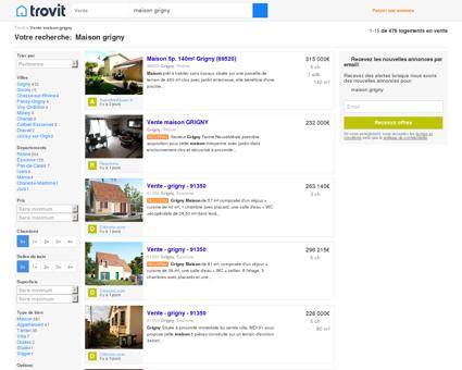 Maison grigny - Trovit - Moteur de recherche...