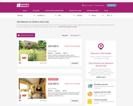 Vente Maison Auch (32) | Acheter Maison...