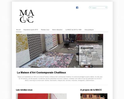 Maison d'Art Contemporain Chaillioux