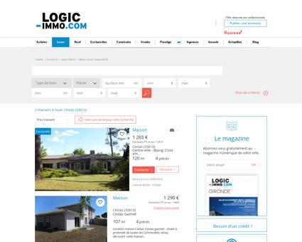 Maison Cestas | logic-Immo.com