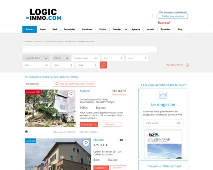 Maison à vendre Corbeil Essonnes 91100,...