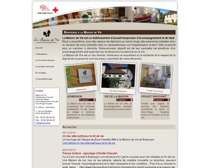 Croix-Rouge française - Maison de Vie de...