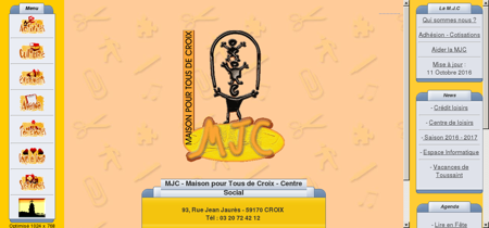 MJC/ Maison Pour Tous de CROIX