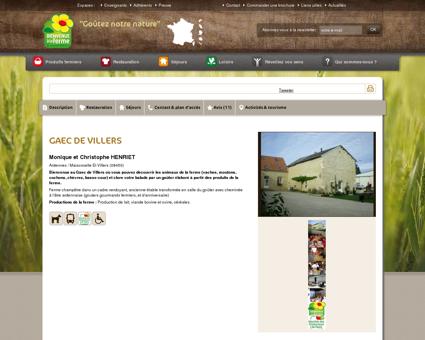 GAEC DE VILLERS - Contact & Plan d'accès -...
