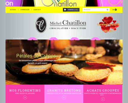 Chatillon chocolat : Vos chocolats maison en...
