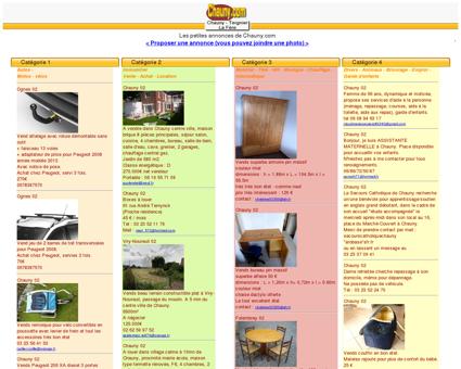 Chauny - Les petites annonces de Chauny.com