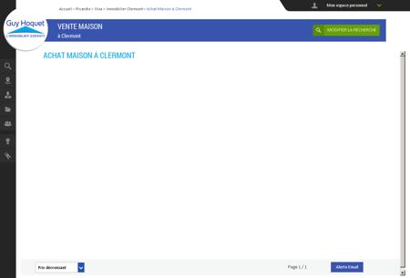 Vente Maison Clermont (60600) - Achat...