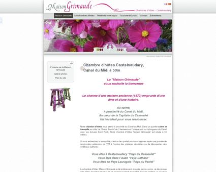 Chambre d'hôtes Castelnaudary, Canal du...