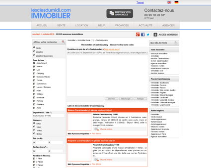 Immobilier Castelnaudary 11 : Trouver le bon...