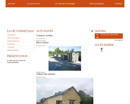 MAISONCELLES-DU-MAINE | Site officiel de la...