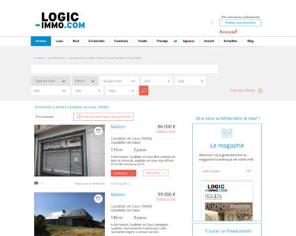Maison à vendre Caudebec en Caux 76490,...