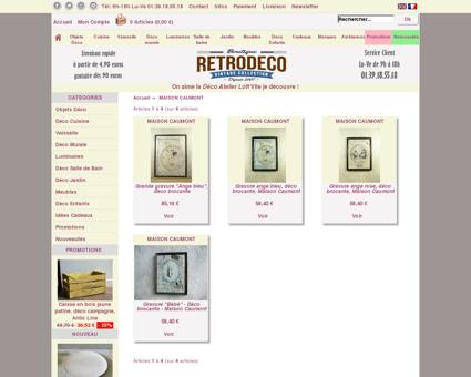 Maison Caumont | Retrodeco
