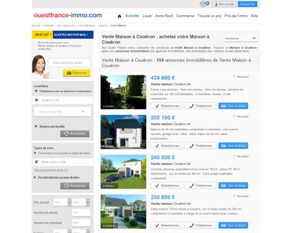 Maison a vendre a Couëron (44220) :...