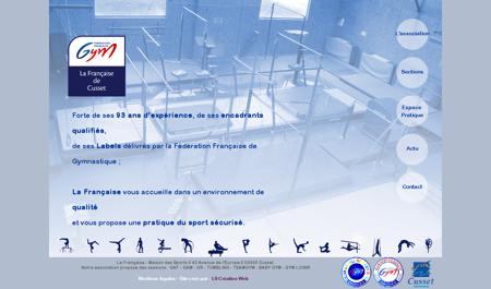 La Française Gym Cusset - LA Gymnastique...