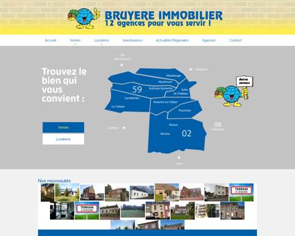 Agence Immobilière - Fourmies - Maubeuge -...