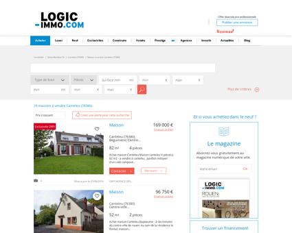 Maison à vendre Canteleu 76380, vente...