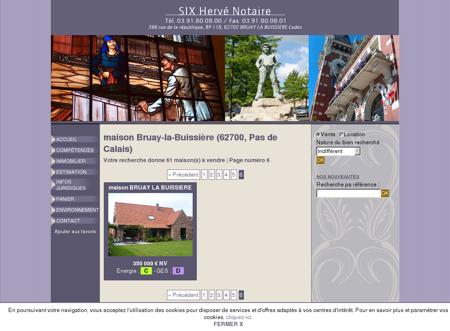 maison Bruay-la-Buissière  achat vente...