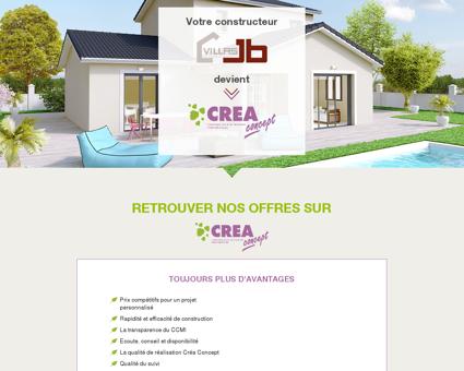 Maison individuelle à vendre |Villas JB
