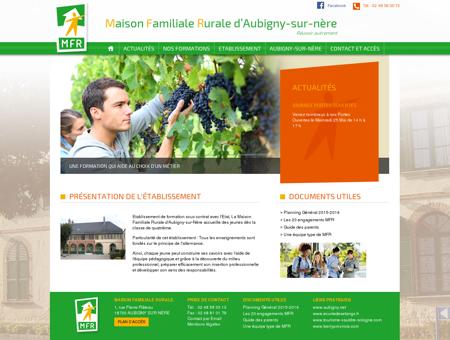 Maison Familiale Rurale d'Aubigny-sur-Nère