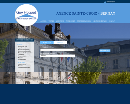 Immobilier Bernay Normandie | Agence...