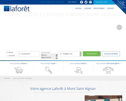 achat appartement, maison à Mont Saint...