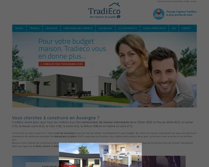 Accueil - Tradieco - Constructeur maison...