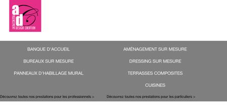ADC Menuiserie - Menuisier dans le 95 (Val...