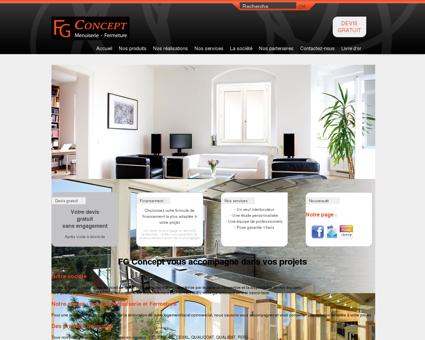 Menuiserie Indre-et-loire | fg-concept.net