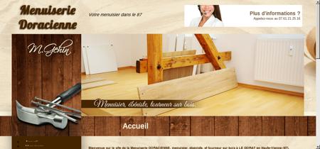 Travail du bois massif en Haute-Vienne -...
