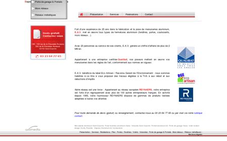 Menuiserie aluminium Saint-Quentin. Pose...