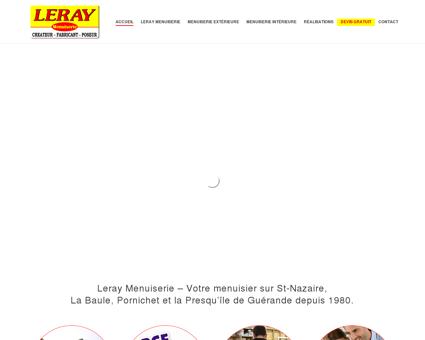 Leray Menuiserie Saint-Nazaire La Baule...