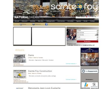 Artisans | Office de Tourisme de Sainte-Foy...