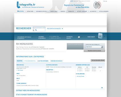 RH MENUISERIE à SAINT-LOUP (794718544) -...