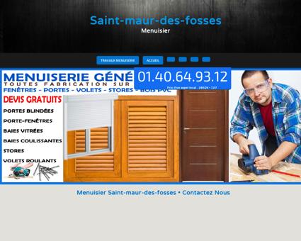 Menuisier 94100 Saint-maur-des-fosses |...