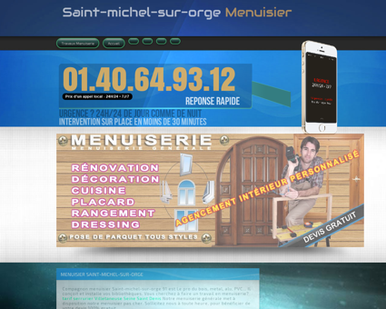 Atelier Menuisier 91240 Saint-michel-sur-orge ...