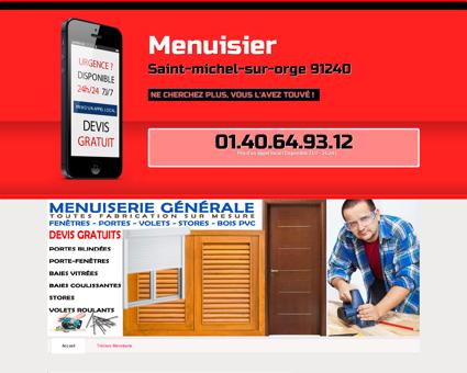 Atelier Menuisier Saint-michel-sur-orge...