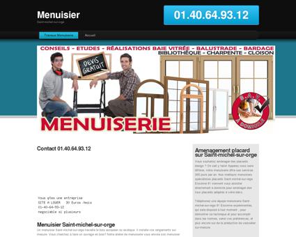 Société Menuisier Saint-michel-sur-orge,...