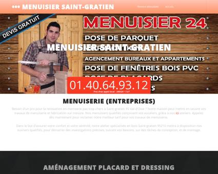 Entreprise Menuisier Saint-gratien, Val-d'Oise...