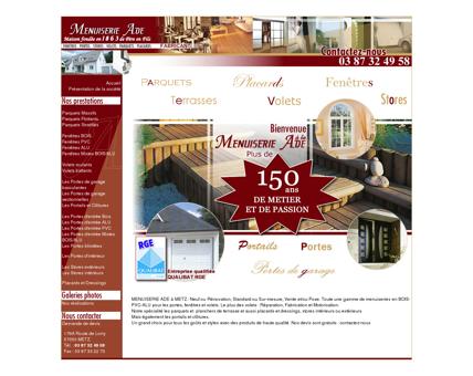 Entreprise de menuiserie à Metz en Moselle :...