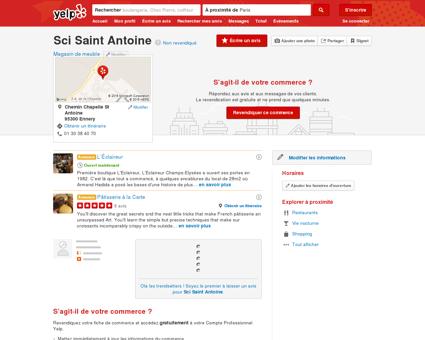 Menuiserie Saint Antoine - Magasin de...