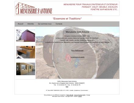 Menuiserie Saint-Antoine, Essences et traditions